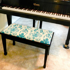Piano Bench Upholster
